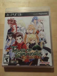 Tales of Symphonia 1 & 2 for PS3