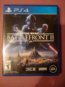 Star wars battlefront2 ps4