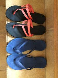 Size 8 sandals and flats