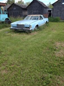 1978 Ford Thunderbird Coupe (2 door)