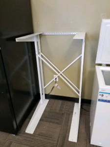 Apartment size washer and dryer stand  51261040