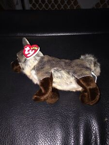 Howl Ty beanie baby still with tags price firm
