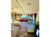 Static Caravan for sale in North Wales, reduced site fees until 2023