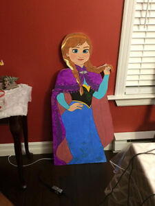 Christmas plywood cutouts, indoor and outdoor. Nanny Poppy Signs St. John's Newfoundland image 3
