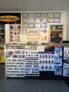 TIRES & RIMS- SALES, MOUNT, BALANCE, AND REPAIRS (ALL BRANDS) Edmonton Edmonton Area image 7