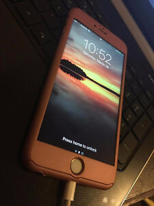 Iphone 6s Plus 32gb rose gold with eastlink