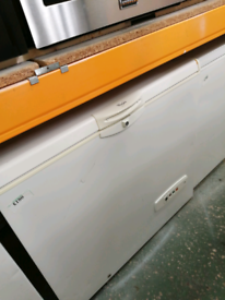 Whirlpool large chest freezer with 3 months at Recyk