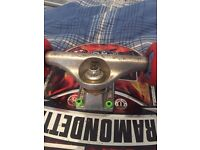 Independent indy stage 11 139 standard raw trucks £RRP £55