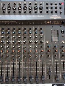 Peavey Mixer for sale