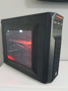 RGB Gaming PC i7 3770k, 16gb ram, R9 280x, 256gb ssd, 2tb HDD,