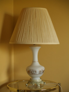 Table lamp x 2