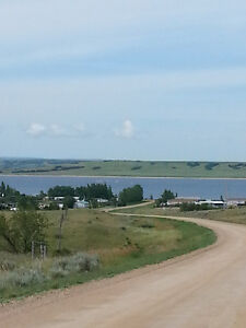 Lakeside Living on Lake Diefenbaker in Palliser Regional Park