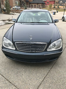 2003 Mercedes-Benz S-Class s430 4Matic Sedan