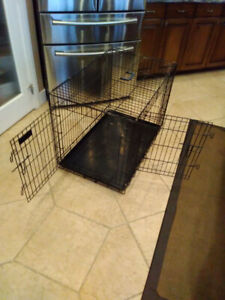 Large Collapsible Wire pet cage