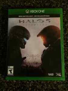 Halo 5 Xbox One $40 or best offer