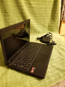 Asus Notebook with Windows 7 and MS Office