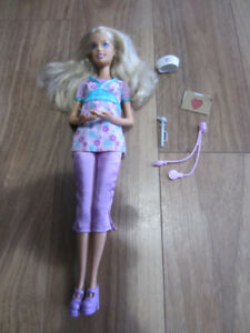 """BARBIE"" NURSE"
