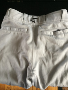 Boys Easton Baseball pants for sale