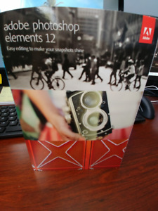 Adobe Photoshop Elements 12 and Book
