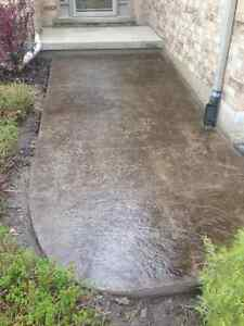 Concrete Shed pads & hot-tub pads London Ontario image 3