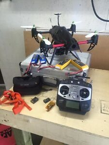 Drone Package with FPV