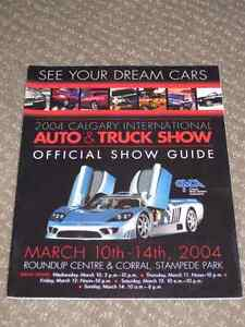 Calgary International Auto and Truck Show - Saleen S7