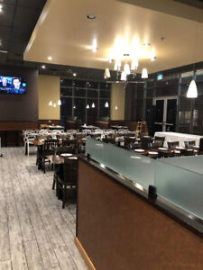 Filipino Spanish Restaurant for Sale in Surrey!
