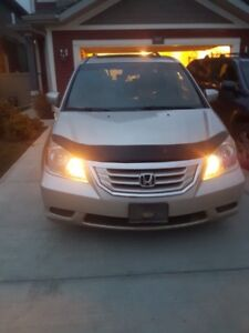 08 Honda odyssey good condition, must sell call 780-850-7863.