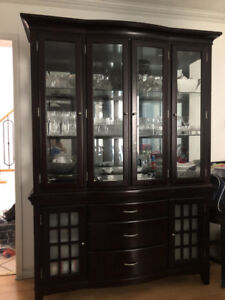 Buffet hutch for sale