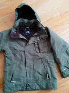 Manteau North Face, Burton,  et ripzone