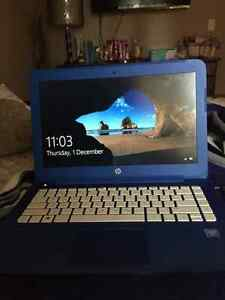 "13.3"" Blue HP Laptop, Like New!"