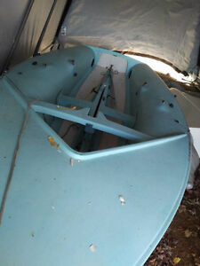 420 sailboat