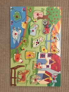Wooden Toddler Puzzle