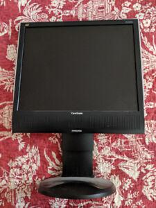 """Viewsonic 19"""" Monitor"""