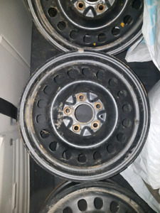 X47326 steel rims / wheels
