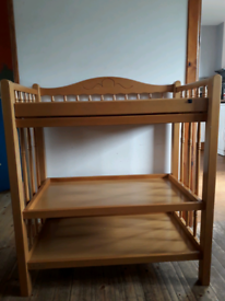 Baby changing shelves FREE