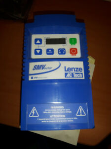ESV112N02YXB - 1.5HP LENZE SMVECTOR VFD 208-240VAC 1or3PH INPUT