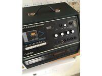 COOMBER model 2241 STEREO CD CASSETTE RECORDER