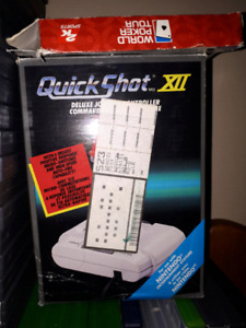 Nes quickshot XII for sale or trade