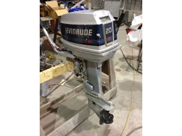 Evinrude 1986 for sale canada for 20 hp motor for sale