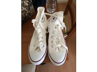 Converse all stars size 6.5 new