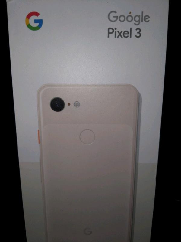 Google Pixel 3, unlocked all networks swap   in Bolsover, Derbyshire    Gumtree