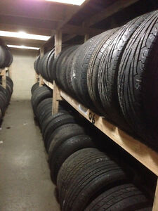 Four 235 70 R16 Toyo Open Country Winter Tires Peterborough Peterborough Area image 2