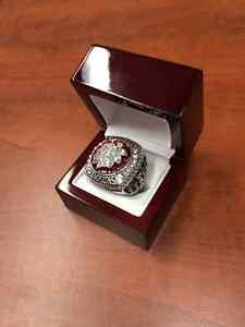 Chicago Blackhawks Stanley Cup Ring 2013