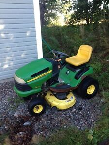 2007 21 horse twin cylinder tractor