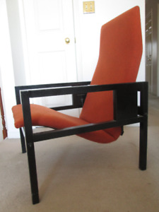 Mid Century C.A. McMurtry Toronto recliner lounge chair Mad Men