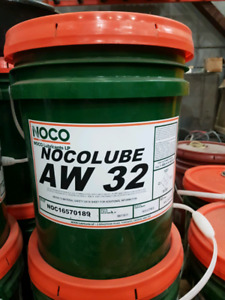 Used AW 32 Hydraulic oil for sale