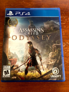 Assassin's Creed Odyssey (PS4) with Pre-Order DLC code