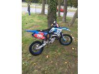 Tm motocross 85cc 2011
