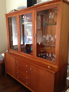 UpCountry Venice Sideboard and Hutch - cash and carry
